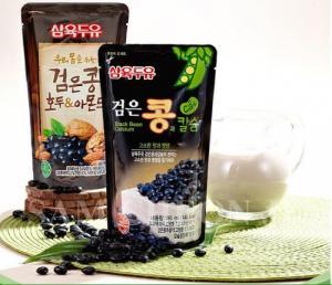 Sữa Hạt Óc Chó, Hạnh Nhân, Đậu Đen Hàn Quốc