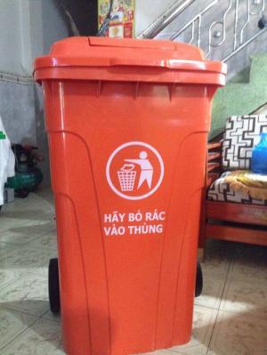 Thùng rác nhựa công nghiệp huế nghệ an quảng bình