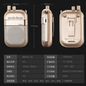 Thông số kỹ thuật loa shinco HC-06
