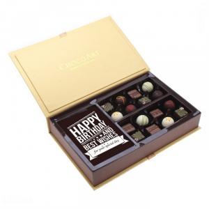 D'art Chocolate: Quà tặng sinh nhật ý nghĩa
