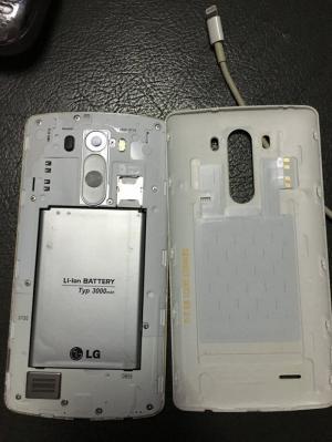 LG G3 Hàn F400 98% còn bh vàng 3 tháng maxmobile