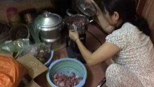 Chuyên cối xay thịt đa năng mini làm giò lụa chả lụa tốt nhất hiện nay