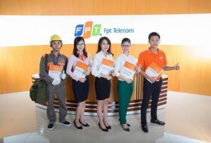 Internet Cáp Quang FPT tốc độ 16Mb giá chọn gói 200.000/tháng