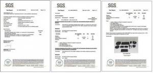 Bát đũa cửa hàng Vạn Lộc được chứng nhận chuẩn an toàn thực phẩm