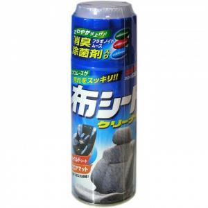 New Fabric Seat Cleaner - Dung dịch vệ sinh ghế nỉ chuyên dụng đến từ Soft99 Nhật Bản