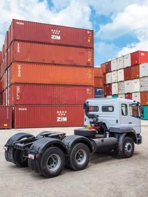 Bán xe tải đầu kéo fuso TRACTOR FZ49 nhập khẩu nguyên chiếc