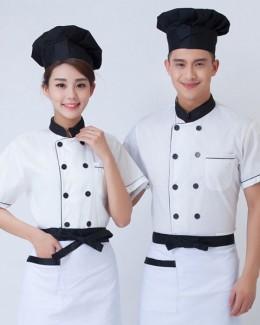Nhận may đồng phục bếp | Xưởng chuyên may đồng phục bếp cho nhà hàng, khách sạn, resorts, quán ăn
