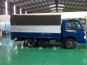 Xe tải Kia 2.4 tấn