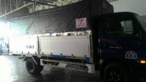 HD700 Hàng nhập 3 cục, máy Hyundai mới 100%, Tải 7 Tấn Giá thành hấp dẫn!