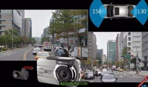 Camera hành trình chính hãng HP -F890G (2 cam siêu nét)