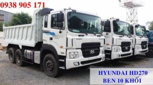 Xe Ben HD270 đời 2016, 2015 mới nhập 100%, hỗ trợ giá tốt, trả góp lãi suất thâp, xe giao liền