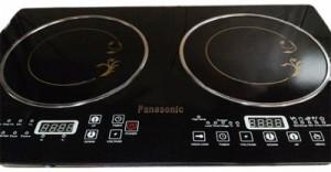 Bếp đôi hồng ngoại và bếp từ PANASONIC
