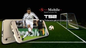 Khuyến mãi lớn điện thoại giá rẻ S-MOBILE T52 .