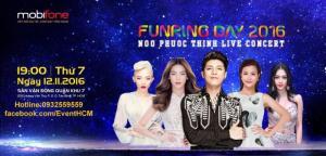 Vé liveshow noo phước thịnh 12/11/2016 live concert funring day