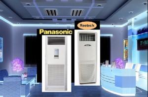 Phân phối máy lạnh tủ đứng 5 ngựa - 5 hp - Tủ đứng Panasonic - Reetech giá sỉ tại kho máy lạnh .
