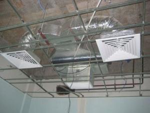 Máy lạnh âm trần Panasonic- Lắp đặt âm trần 4 ngựa - 4hp giá rẻ.