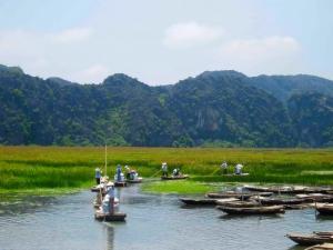 Du lịch Vân Long – Kênh Gà 1 ngày giá rẻ, dịch vụ tốt