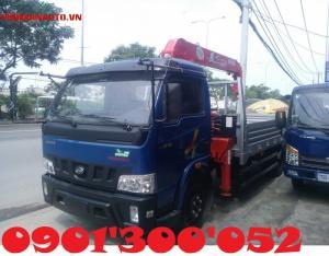 Xe tải Veam VT490 – 5 tấn – lắp cẩu Unic V340 – 3 tấn – 4 khúc với giá thành phù hợp hơn nhờ linh kiện nhập khẩu và liên doanh với nhà máy công nghiệp bộ quốc phòng Việt Nam giúp giá thành giảm nhiều hơn so với những xe nhập khẩu, trong đó động cơ và máy móc giống nhau đều là Hyundai D4DB, 4 kỳ, 4 xi-lanh thẳng hàng, vì vậy khách hàng sẽ yên tâm hơn về chất lượng