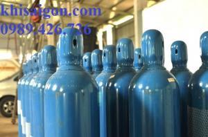 Đổi khí, nạp khí, cho thuê bình khí C02, Nito, Argon toàn tp HCM.