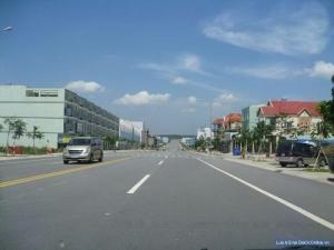 Xuất cảnh định cư bán đất 300m2 360 triệu, đô thị mỹ phước 3- bình dương, gần kcn