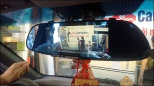 Camera hành trình Roga LX55S Wifi ( Dẫn đường - Hành trình ).............