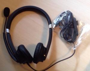 Phân phối tai nghe jabra uc voice 550 duo