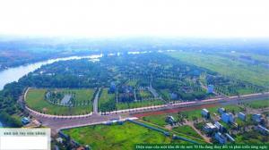 Đất thổ cư TT Thành Phố Tân An Nới đầu tư an toàn, chắc thắng, chỉ với 360 triệu/nền