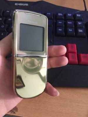 Đien thoại Nokia 8800 sirocco gold chính hãng BH 12 tháng