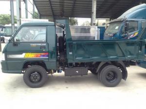 Xe BEN tải trọng 2.5 tấn chạy trong thành phố