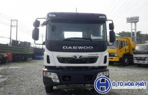 Xe tải  DAEWOO 3 chân đời  2015