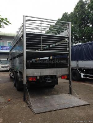 Xe hino 16 tấn giá rẻ, thùng chở Heo, có sẵn...