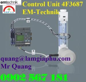 Control Unit EM-Technik - Đơn Vị Điều Khiển M-Technik