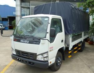 Xe tải ISUZU QKR55H tải trọng 2,2t