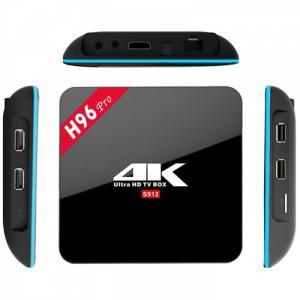 H96 pro android box chuyên chơi game