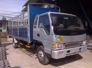 Xe tải Jac 7,25 tấn, giá rẻ nhất toàn miền Nam, giao xe ngay, trả góp lãi suất thấp.
