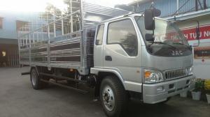 Xe tải Jac 9 tấn - 9,1 tấn, giá rẻ nhất toàn miền Nam, giao xe ngay dù bạn ở bất cứ nơi đâu