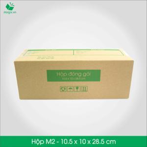 MC3 - Size 28.5x10.5x10 cm- Hộp Carton đóng gói gửi hàng thu hộ COD