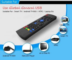 Remote chuột bay mx3 cho android tv box