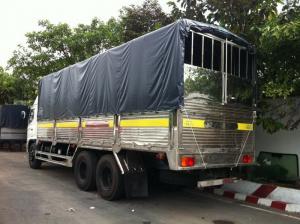 Đại lý cung cấp xe tải hino 16 tấn giá gốc tại nhà máy