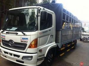 Đại lý cung cấp xe tải hino 8 tấn nhập khẩu nguyên chiếc