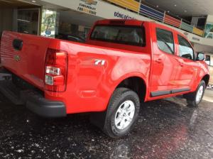 Chevrolet colorado mới 2017. Giá ưu đãi duy nhất trong tháng, hổ trợ 95%