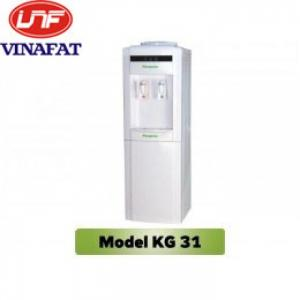 Thông số kỹ thuật   Điện áp/tần số sử dụng   AV 220V/50Hz   Hệ thống tản nhiệt cưỡng bức   Dạng quạt thổi   Công suất lạnh   65W   Bình chứa nước lạnh   Dung tích 1L/h,   Nhiệt độ làm lạnh   8oC – 15oC   Điều khiển nhiệt độ   Cảm biến ( sensơ )   Công suất nóng   500W   Bình chứa nước nóng   Dùng tích 5L/h, bình Inox 304   Nhiệt độ làm nóng   85oC ~ 95oC   Thiết bị đun nóng trực tiếp.   Trực tiếp   Điều khiển nhiệt độ   Zole ưỡng kim   Hệ thống làm điện tử   Vi mạch và chip điên tử   Khoang chứa   Khử trùng   Kích thước ngoài   350 x 360 x 990 mm   Trọng lượng   8kg