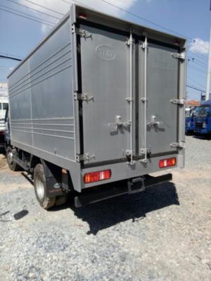 Xe tải Cửu Long 2 tấn thùng kín cao cấp