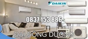 Điểm bán máy lạnh treo tường-  âm trần Daikin giá tốt nhất tại TP.HCM