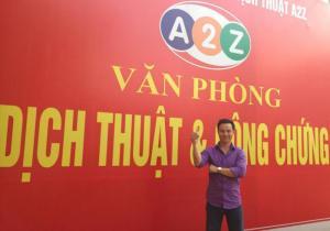 Dịch thuật tiếng Anh tại Vũng Tàu