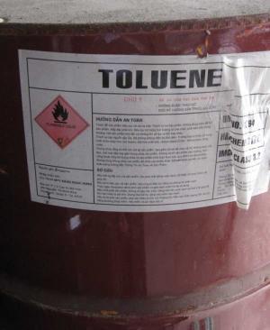 Toluene, C7H8