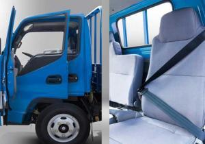 Công suất cực đại (Kw/rpm)68/3600 Dung tích thùng nhiên liệu (lít)80 Động cơ đạt chuẩn khí thảiEURO II