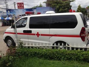 Hyundai Starex cứu thương mới 100%
