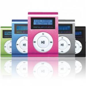 Máy Nghe Nhạc MP3 LCD