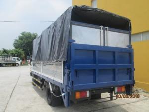 Bán xe bửng nâng HYUNDAI 6T1, bửng nâng giá tốt nhất, THACO Tây Ninh.